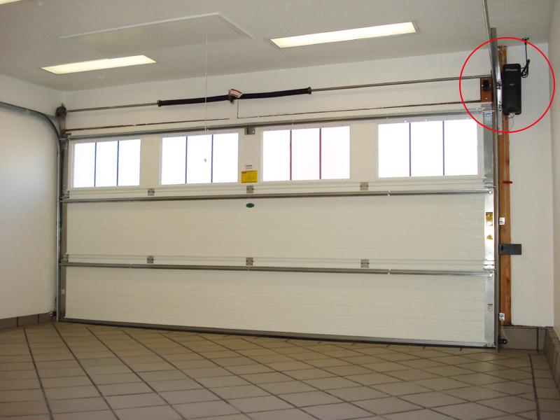 Liftmaster 8500 Residential Jackshaft Side Mount Garage