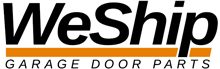 WeShip Garage Door Parts Logo